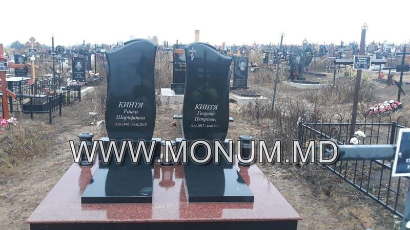 Памятник гранит MD11 120x60x8