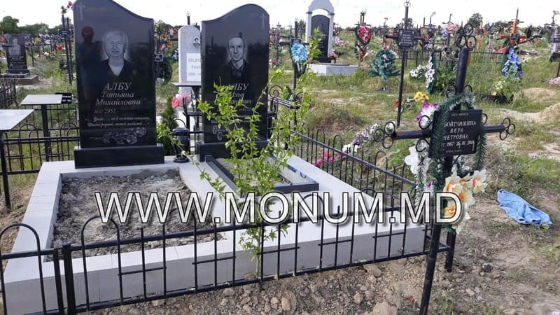 Monument granit MD24 120x60x6