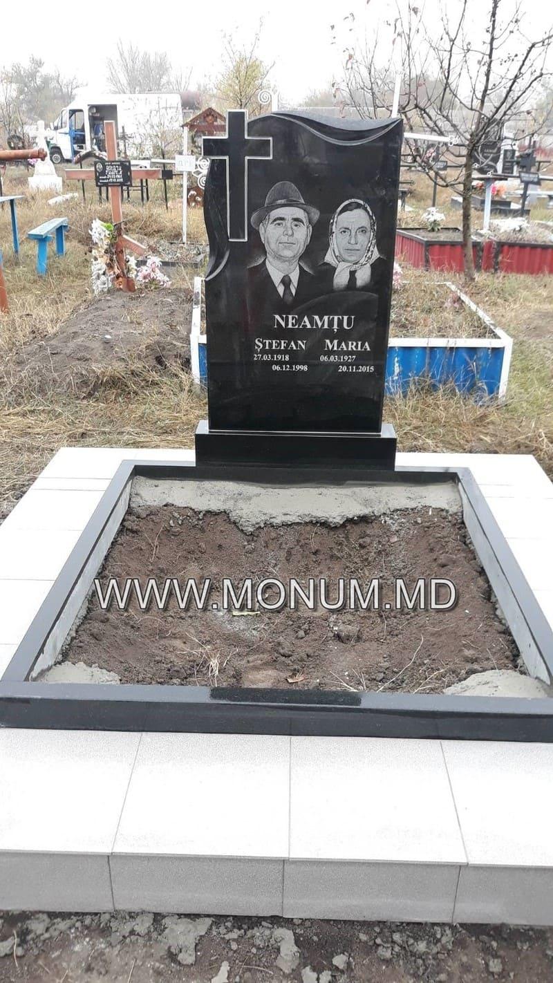 Monument granit MD27 100x60x6