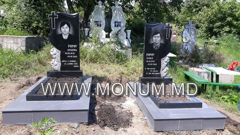 Памятник гранит MD33 120x60x6