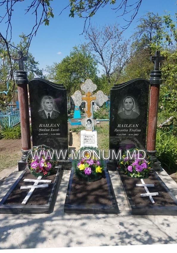 Памятник гранит MD5 140x60x8