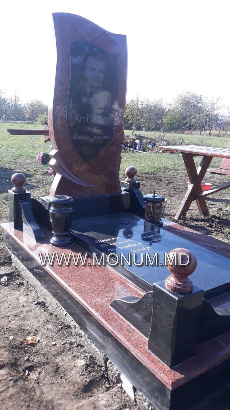 Памятник гранит MS29 100x50x6