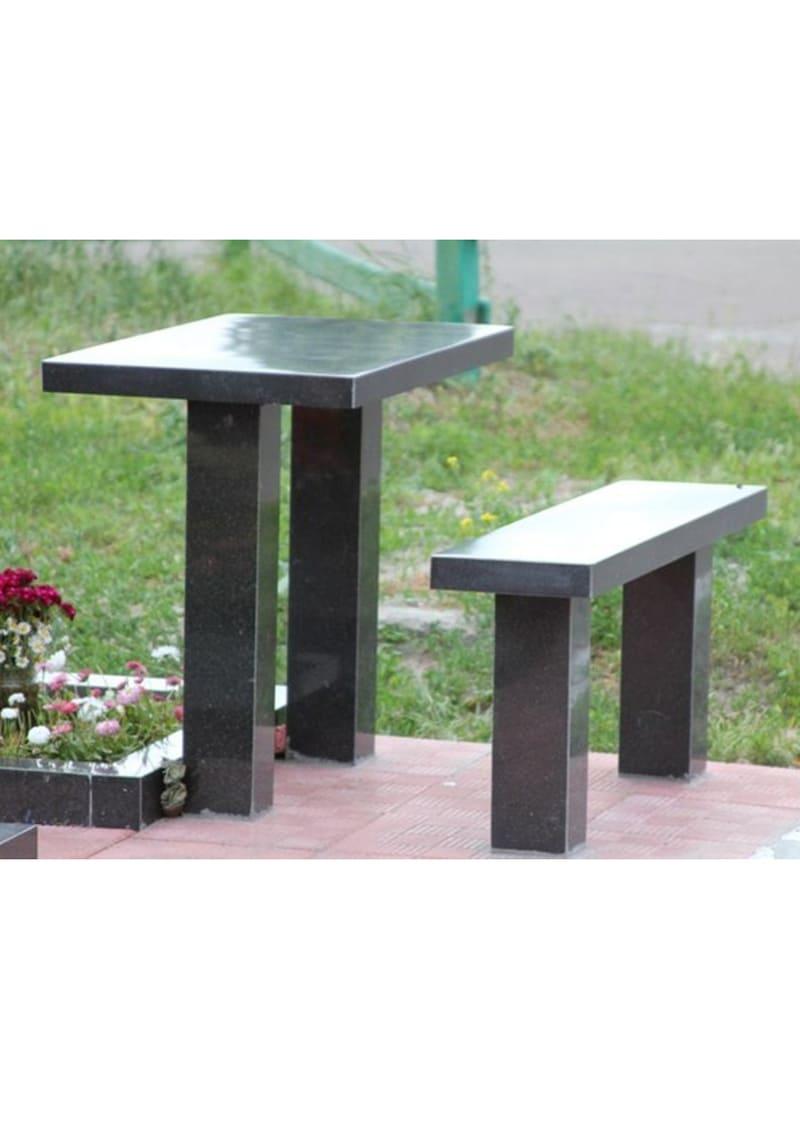 Mese si scaune granit SG4