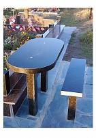 Mese si scaune granit SG1