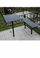 Столы и стулья металлические SM2