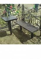 Столы и стулья металлические SM3