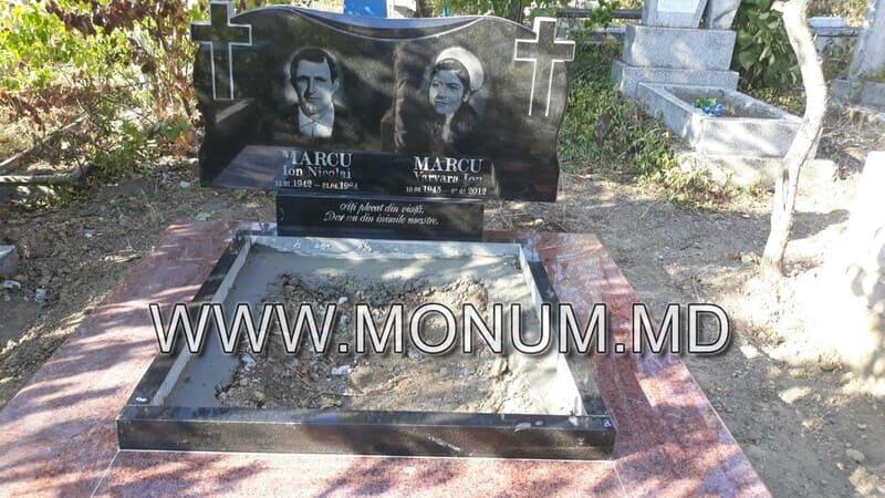 Monument granit MD12 100x60x6