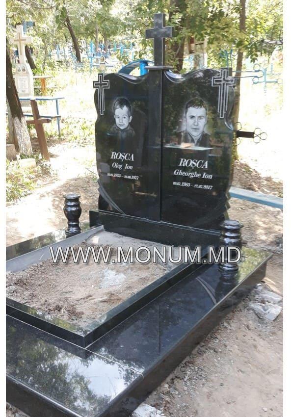 Monument granit MD13 120x60x8