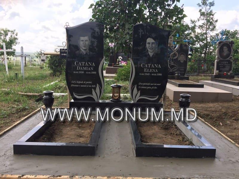 Памятник гранит MD19 100x50x5