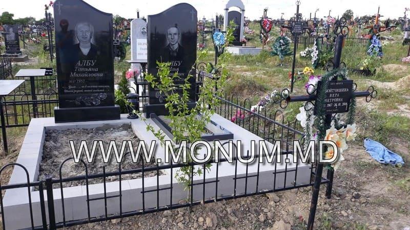 Памятник гранит MD24 100x50x6