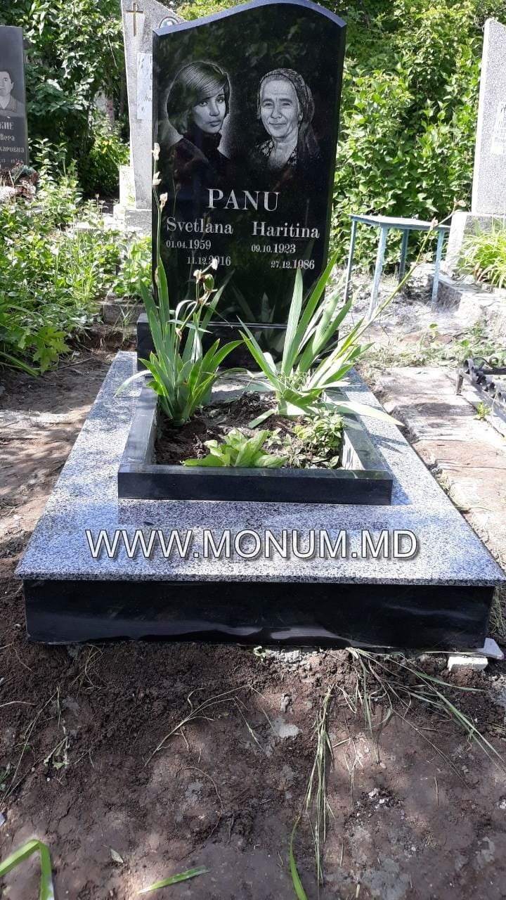 Памятник гранит MD25 100x60x6