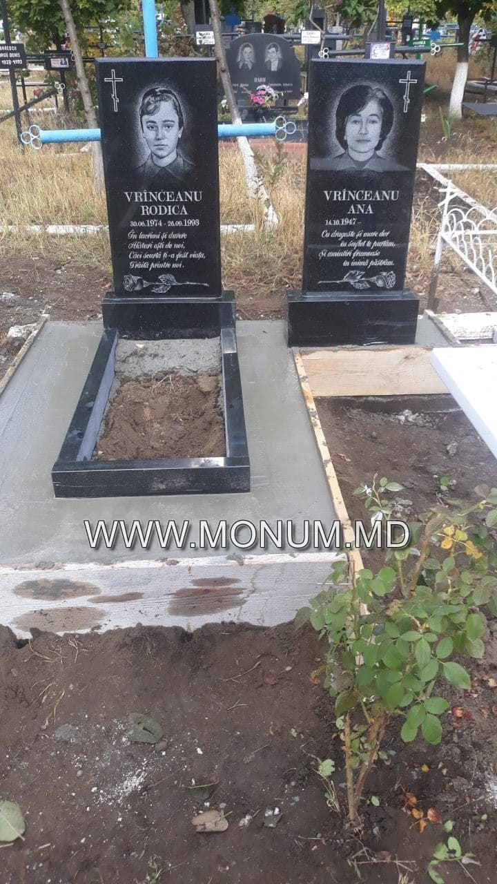 Monument granit MD28 80x40x6