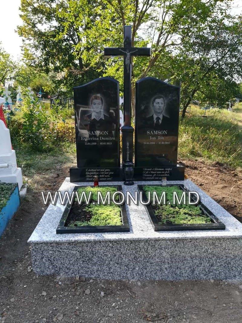 Памятник гранит MD30 120x60x6
