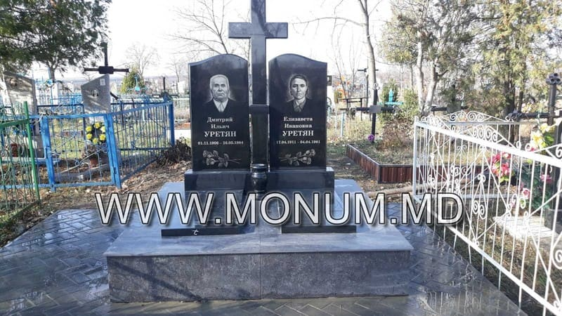 Памятник гранит MD32 100x50x8