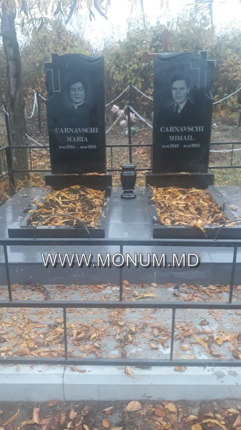 Памятник гранит MD36 120x60x6