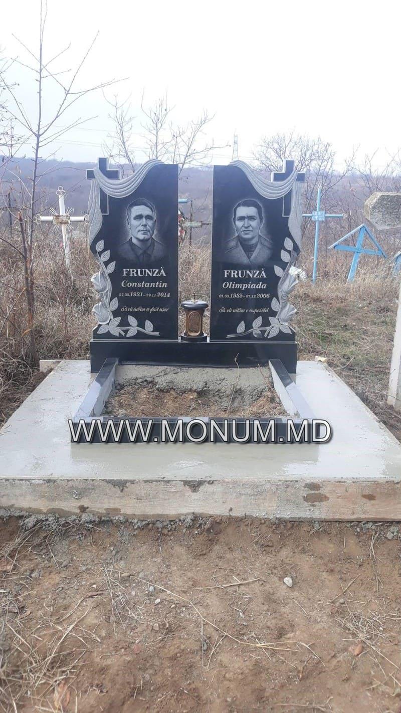 Памятник гранит MD42 100x50x6