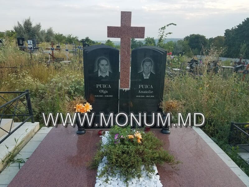 Monument granit MD6 100x50x6