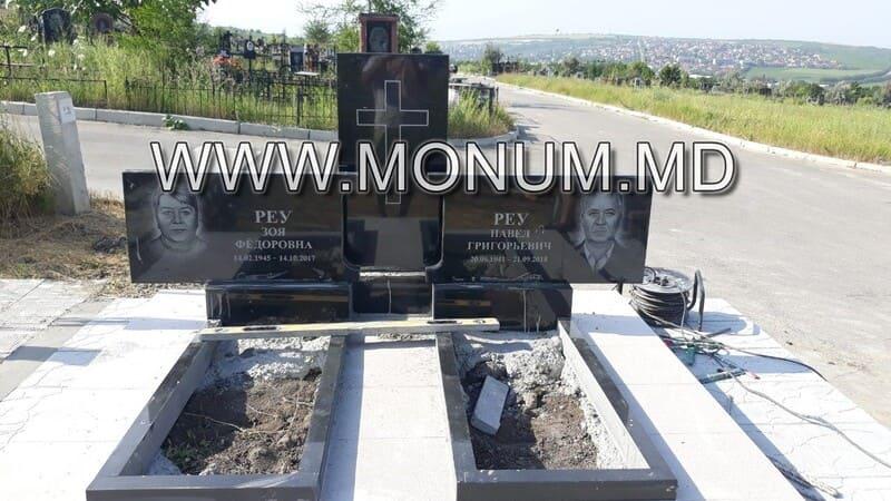 Monument granit MD9 80x40x6