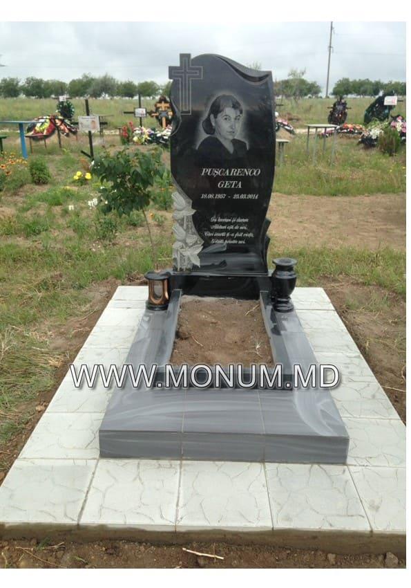 Памятник гранит MS11 80x40x6