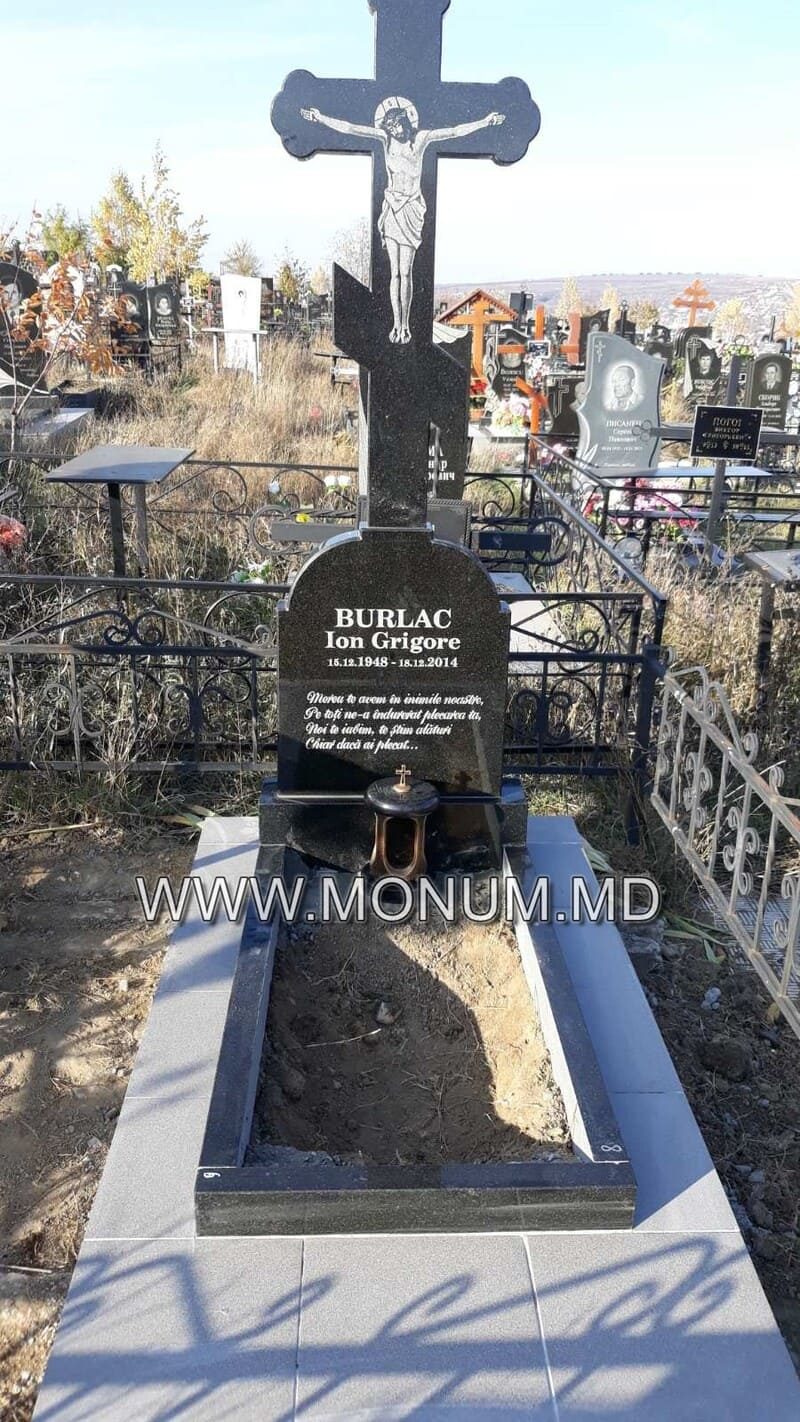Monument granit MS19 60x50x8