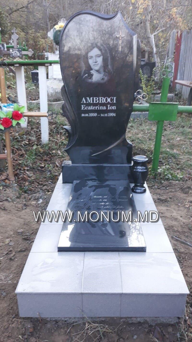 Памятник гранит MS20 80x40x6