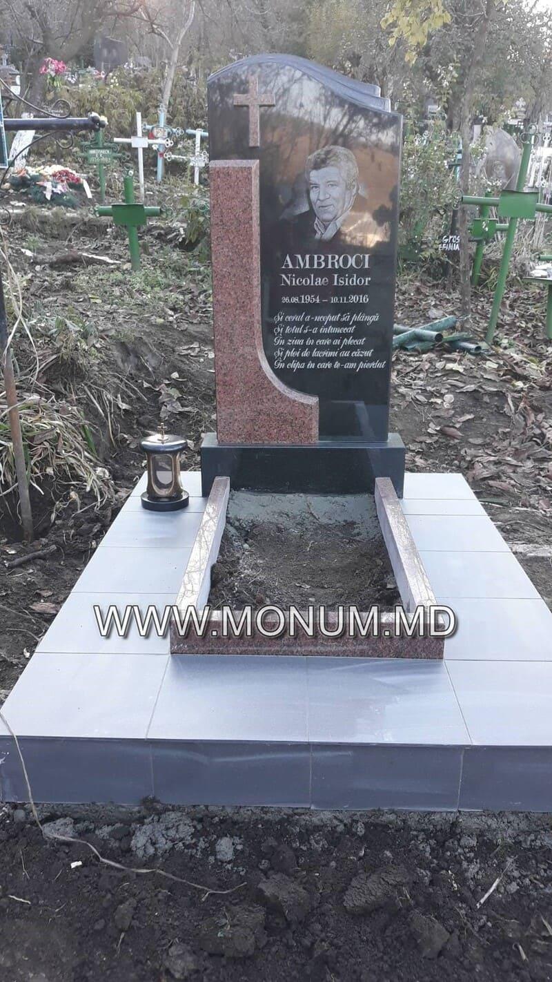 Памятник гранит MS24 100x50x6