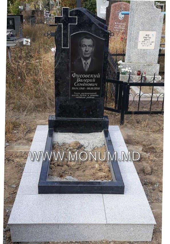 Памятник гранит MS26-80x40x6
