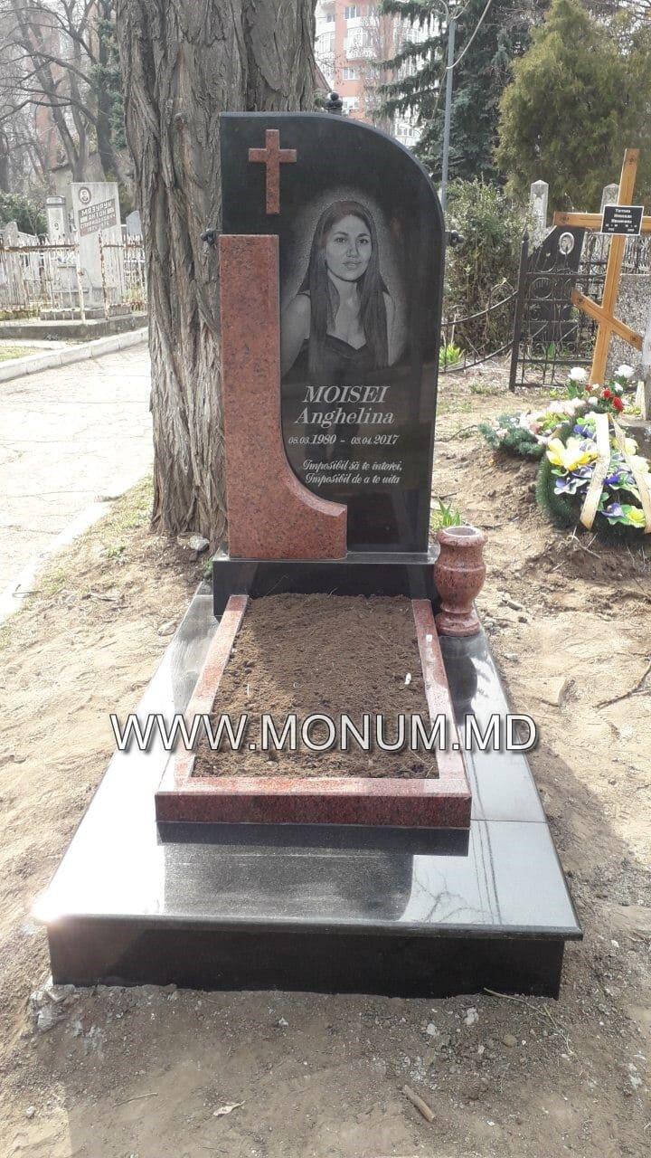 Памятник гранит MS30 100x50x6