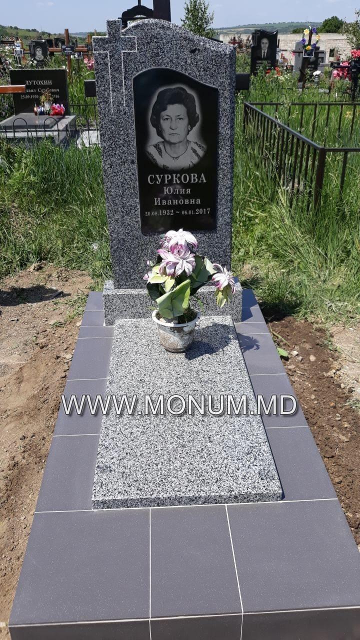 Памятник гранит MS33-80x40x6