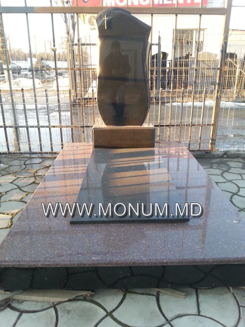 Памятник гранит MS4 80x40x6