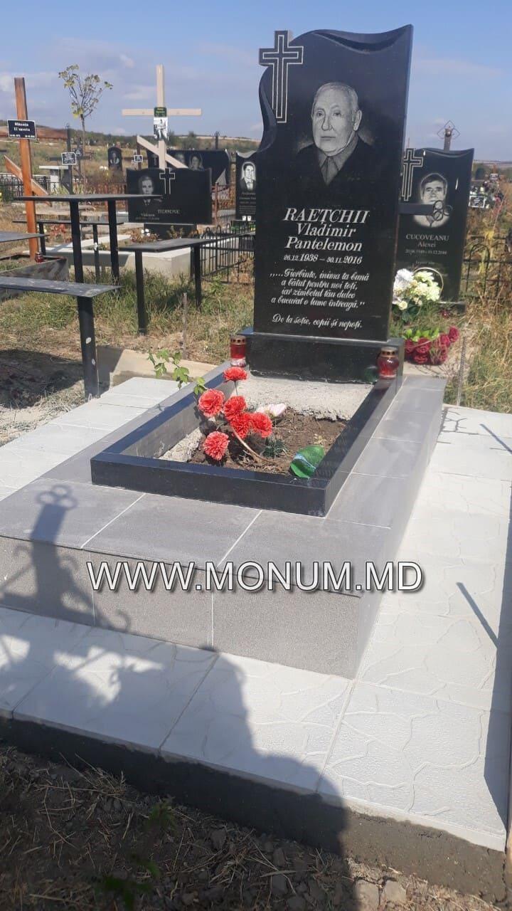 Памятник гранит MS42 80x40x6