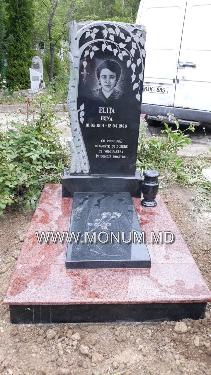 Monument granit MS47-80x40x6