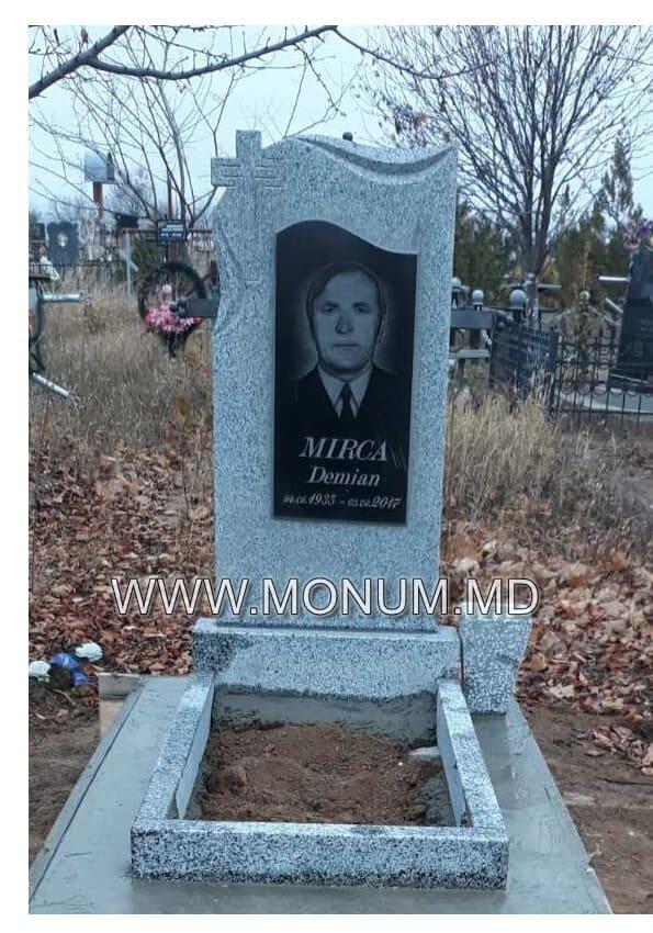 Памятник гранит MS49 100x50x5