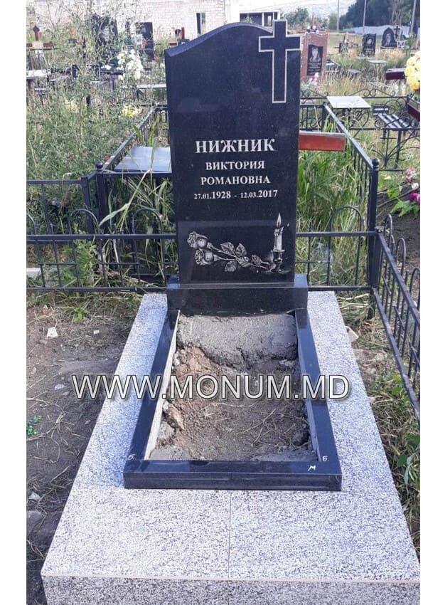 Monument granit MS50 80x40x6
