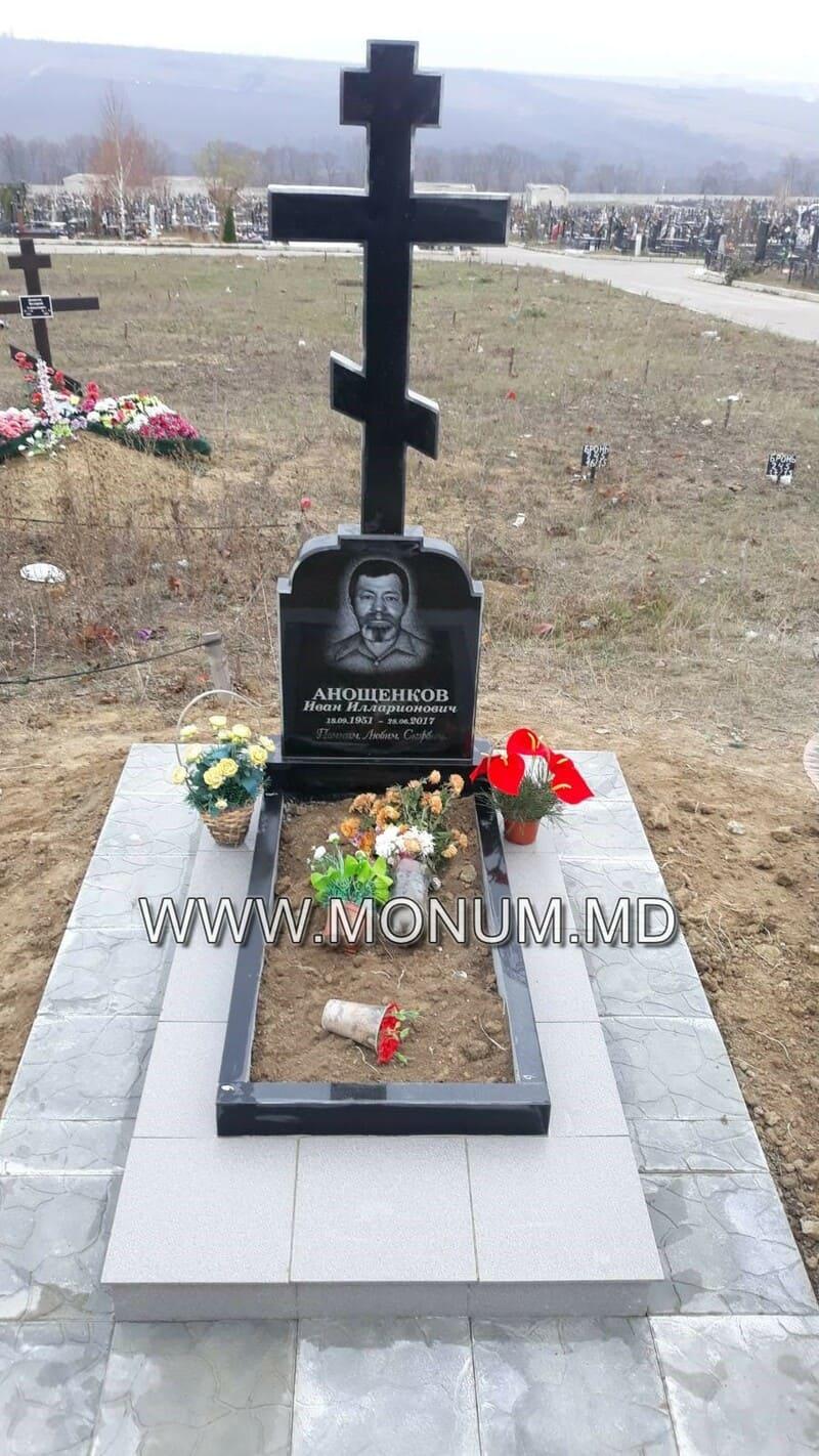 Памятник гранит MS53 60x50x8