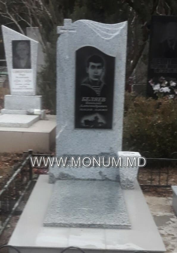 Памятник гранит MS54 100x50x5