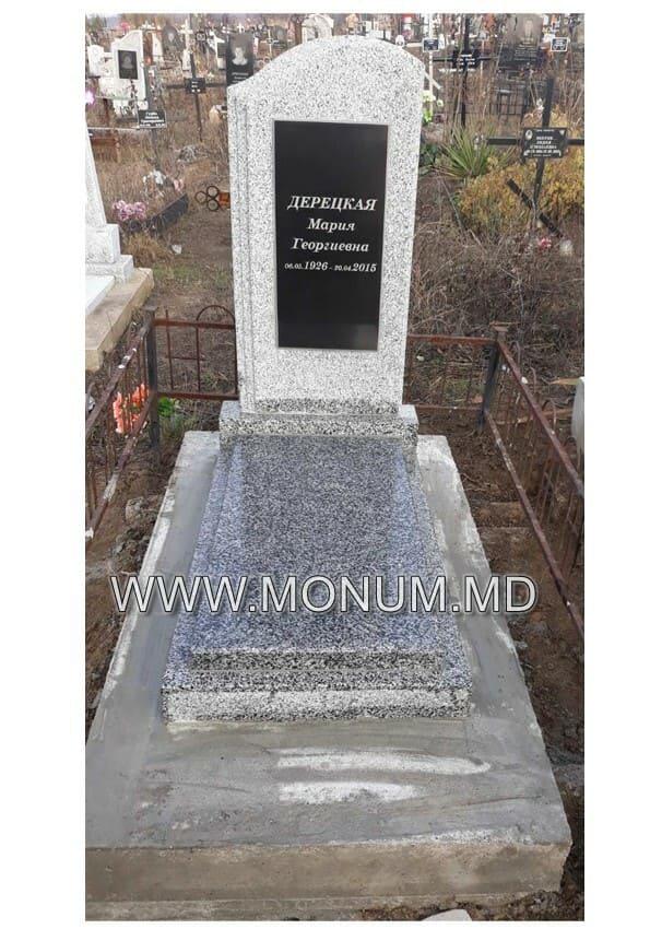 Памятник гранит MS55 100x50x5