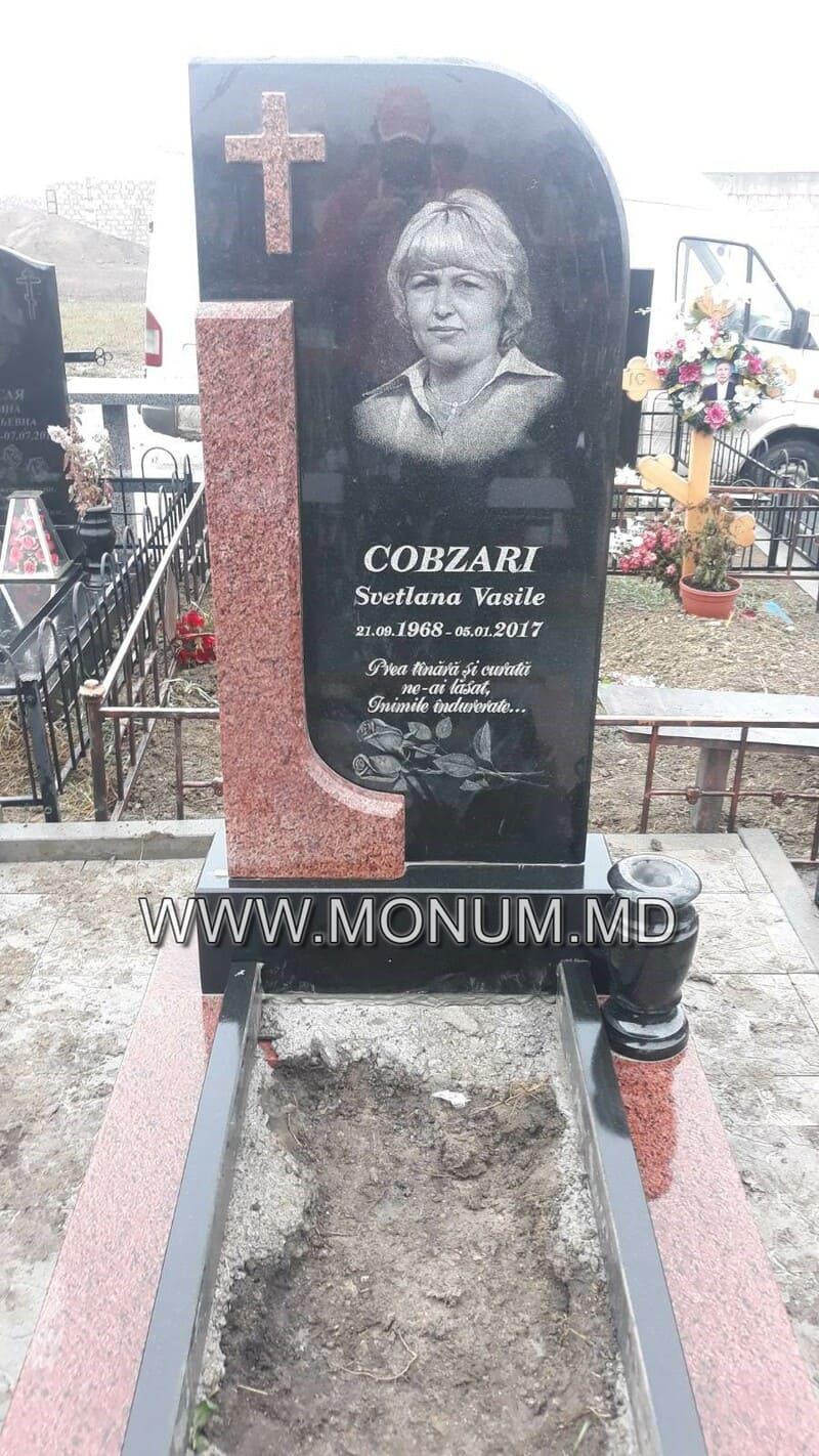 Monument granit MS58 120x60x6