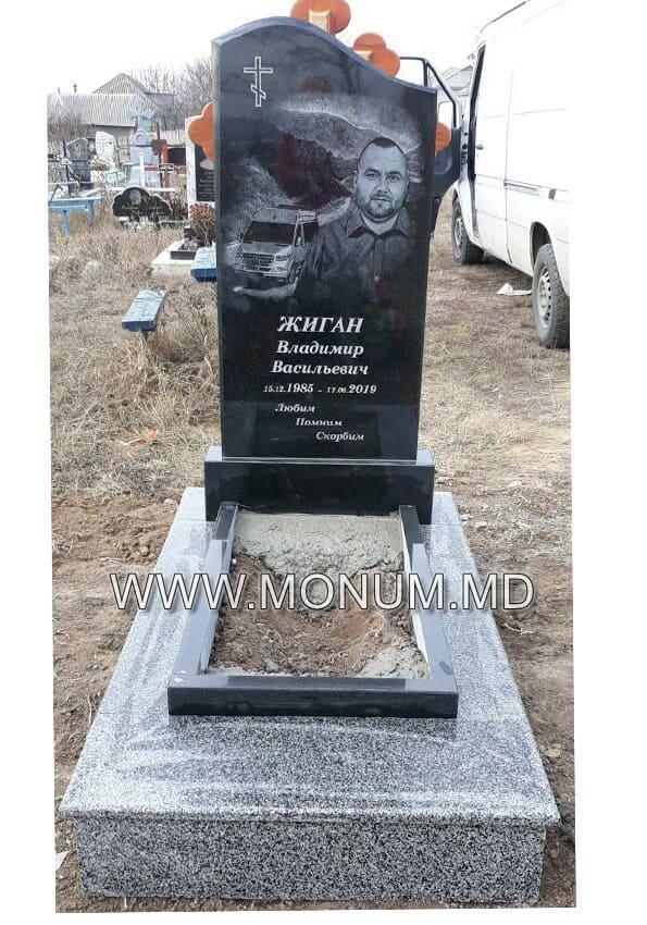 Памятник гранит MS59 80x40x6