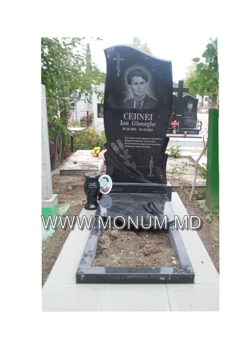 Памятник гранит MS8-120x60x6