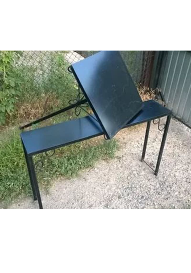 Mese si scaune metal SM1